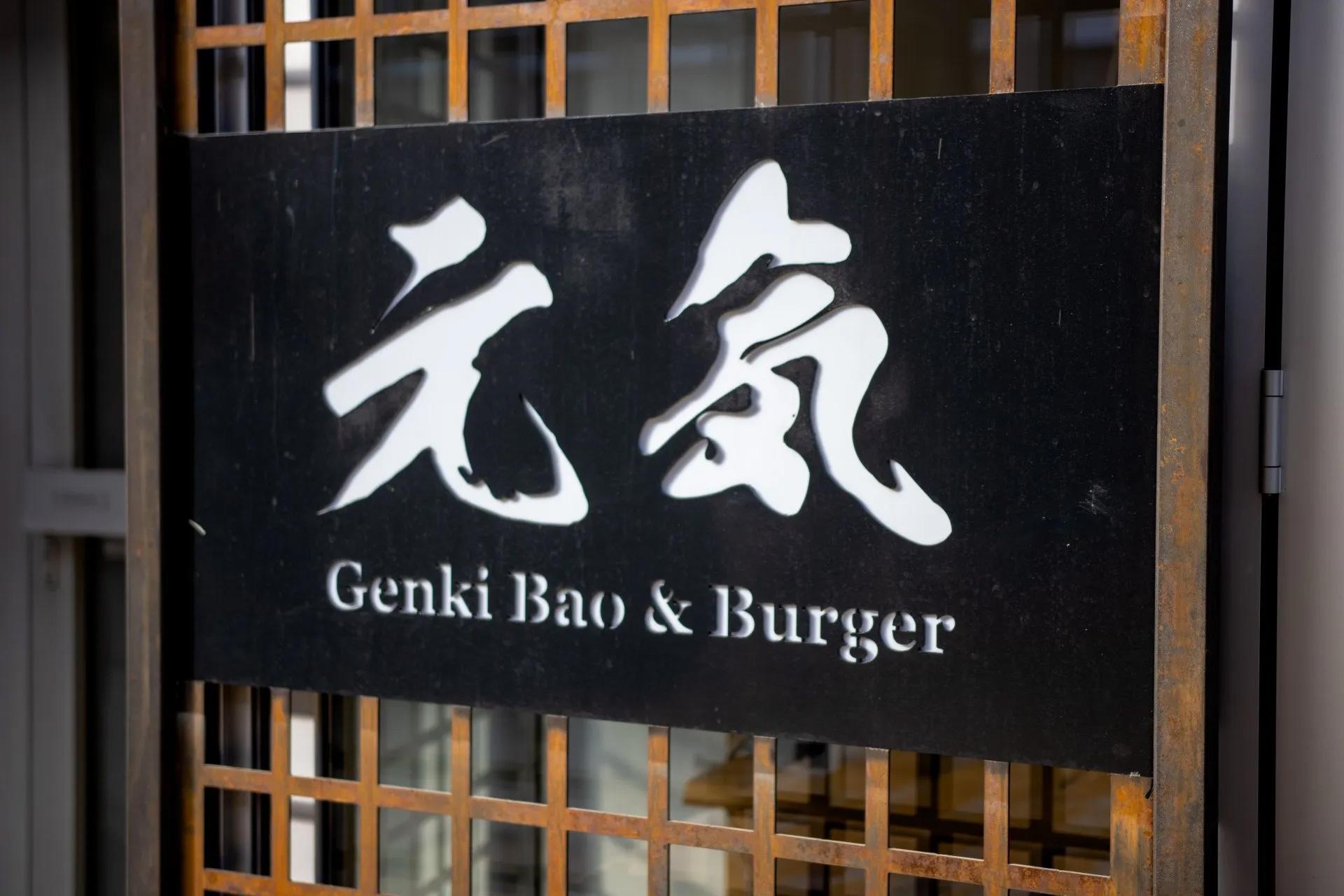 Genki Bao & Burger